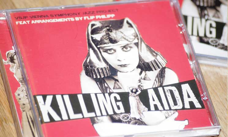Cover-Konzept: Killing Aida